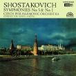交響曲第5番『革命』、第1番 カレル・アンチェル&チェコ・フィル