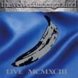 Live Mcmxciii (アナログレコード)