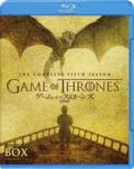 ゲーム・オブ・スローンズ 第五章:竜との舞踏 ブルーレイセット