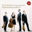 弦楽四重奏曲第1番、第2番、第3番 ストラディヴァリウス・カルテット