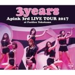 Apink 3rd Japan TOUR 〜3years〜at Pacifico Yokohama (Blu-ray)