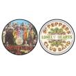 サージェント・ペパーズ・ロンリー・ハーツ・クラブ・バンド 50周年記念盤【通常輸入盤】(2017年ステレオ・ミックス/ピクチャー仕様/アナログレコード)