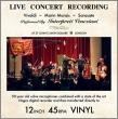 Vivaldi Marais & Sarasate: Live Concert Recordings