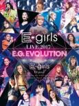 E-girls LIVE 2017 〜E.G.EVOLUTION〜(Blu-ray)