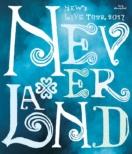 NEWS LIVE TOUR 2017 NEVERLAND (3Blu-ray)