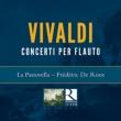 Flute Concertos Op, 10, Chamber Concertos: De Roos(Rec)/ La Pastorella