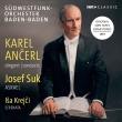 スーク:アスラエル交響曲、クレイチー:セレナータ カレル・アンチェル&南西ドイツ放送交響楽団(1967年ステレオ)
