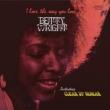 I Love The Way You Love (180グラム重量盤レコード/Music On Vinyl)