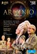 『アルミニオ』全曲 ツェンチッチ演出、ジョルジュ・ペトルー&アルモニア・アテネア、ツェンチッチ、スノーファー、他(日本語字幕付)(日本語解説付)(2DVD)