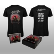 Return To The East Live 2016 -Ltd.Boxset -CD+DVD+T-SHIRT (Size L)