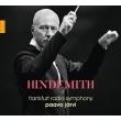 交響曲『画家マティス』、ウェーバーの主題による交響的変容、5つの小品、ラグタイム パーヴォ・ヤルヴィ&フランクフルト放送交響楽団
