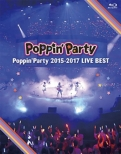 Poppin' Party 2015-2017 LIVE BEST