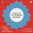 『真珠採り』全曲 アレクサンドル・ブロック&リール国立管弦楽団、ジュリー・フュシュ、シリル・デュボワ、他(2017 ステレオ)(2SACD)