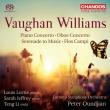 音楽へのセレナード、ピアノ協奏曲、他 ピーター・ウンジャン&トロント交響楽団、ルイ・ロルティ、エルマー・イーゼラー・シンガーズ、他
