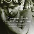 合奏協奏曲集 作品6 パヴロ・ベズノシウク&エイヴィソン・アンサンブル(2CD)