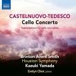 チェロ協奏曲、チェロ編曲集 ブリントン・アヴリル・スミス、山田和樹&ヒューストン交響楽団、イヴリン・チェン