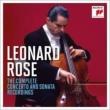 レナード・ローズ/コロンビア協奏曲、ソナタ録音全集(14CD)