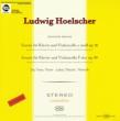 Cello Sonata, 1, 2, : L.hoelscher(Vc)Demus(P)