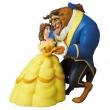 UDF Disney シリーズ7 野獣&ベル(美女と野獣)