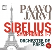 交響曲全集 パーヴォ・ヤルヴィ&パリ管弦楽団(3SACD)