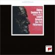 交響曲第5番、ヴァイオリン協奏曲、ポヒョラの娘 レナード・バーンスタイン&ニューヨーク・フィル、ジノ・フランチェスカッティ