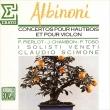 Concertos: Pierlot(Ob)Toso(Vn)Scimone / I Solisti Veneti (Uhqcd)