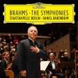 Complete Symphonies : Daniel Barenboim / Staatskapelle Berlin (4CD)