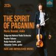 パガニーニの精神〜ヴァイオリン協奏曲第3番、他 マリオ・ホッセン、ナイデン・トロドフ&ブルガリア国立放送管弦楽団、他(2CD)