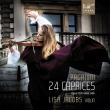 24のカプリース リサ・ヤコブス(2CD)