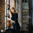 バルトーク:ヴァイオリン協奏曲第1番、エネスコ:弦楽八重奏曲 ヴィルデ・フラング、ミッコ・フランク&フランス放送フィル、ニコラ・アルトシュテット、他