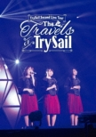 """TrySail Second Live Tour """"The Travels of TrySail"""" (2Blu-ray)"""