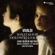 Cello Sonatas : Jean-Guihen Queyras(Vc)Behring(Cemb)Lee Santana(Theorbo)Dangel(Vc)