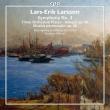 交響曲第3番、3つの小品、アダージョ、音楽の順列 アンドルー・マンゼ&ヘルシンボリ交響楽団