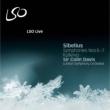 交響曲第5番、第6番、第7番、クレルヴォ交響曲 コリン・デイヴィス&ロンドン交響楽団(2002-2005)(2CD)