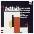 Piano Concerto, 1, 2, : Melnikov(P)Currentzis / Mahler Co +violin Sonata: I.faust(Vn)