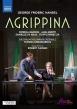 『アグリッピーナ』全曲 カーセン演出、ヘンゲルブロック指揮、パトリシア・バードン、ダニエル・ドゥ・ニーズ、他(2016 ステレオ)(日本語字幕付)(2DVD)