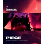 MONSTA X, JAPAN 1ST LIVE TOUR 2018 ' PIECE' (Blu-ray)