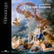 『優雅なヨーロッパ』 セバスティアン・デラン&レ・ヌーヴォー・キャラクテール(2CD)