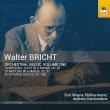 交響曲イ短調、交響的組曲、8つの小品 アンドリュー・コンスタンティン&フォート・ウェイン・フィル