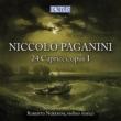 24のカプリース(ピリオド楽器、ガット弦、ピリオド・ボウ使用)ロベルト・ノフェリーニ(2CD)(日本語解説付)