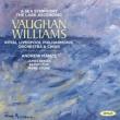 交響曲第1番『海の交響曲』、揚げひばり アンドルー・マンゼ&ロイヤル・リヴァプール・フィル、ジェイムズ・エーネス、サラ・フォックス、他