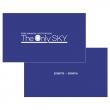 チケットケース / The Only SKY