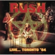 Live...Toronto ' 84 King Biscuit Flower Hour