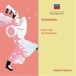 『白鳥の湖』、『くるみ割り人形』組曲 アナトール・フィストゥラーリ&ロンドン交響楽団、パリ音楽院管弦楽団(2CD)