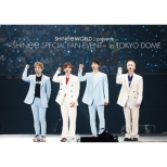 SHINee WORLD J presents 〜SHINee Special Fan Event〜in TOKYO DOME (DVD+PHOTOBOOKLET)