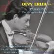 パガニーニ:24のカプリース、バルトーク:無伴奏ヴァイオリン・ソナタ、ジョリヴェ:ラプソディ組曲、ストラヴィンスキー:エレジー ドゥヴィ・エルリー(2CD)