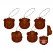 KRUNK×BIGBANG 香り付チョコレートマスコット(全5種の内ランダム1種)【ローソン・HMV限定】