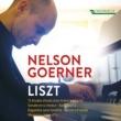 超絶技巧練習曲集、ピアノ・ソナタ、メフィスト・ワルツ第1番、バラード第2番、調性のないバガテル、イゾルデの愛の死 ネルソン・ゲルナー(2CD)