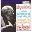 交響曲第7番、ヴァイオリン協奏曲、他 エルネスト・アンセルメ&スイス・ロマンド管弦楽団、ジノ・フランチェスカッティ(1964年ステレオ)
