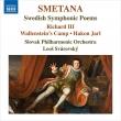 スウェーデン時代の交響詩集、祝祭交響曲〜第3楽章 レオシュ・スワロフスキー&スロヴァキア・フィル